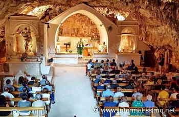 Putignano - Si torna a pregare alla grotta sacra di Monte Laureto - Putignano Informatissimo