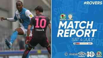 Report: Rovers 1-3 Leeds United