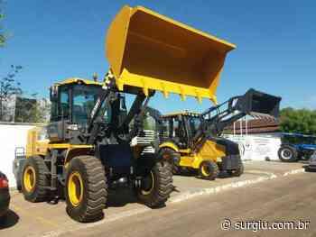 Prefeito de Miracema realiza entrega de maquinários importantes à população nesta sexta-feira, 3 - Surgiu