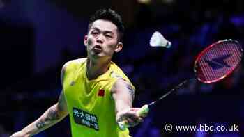 Lin Dan: China's two-time Olympic champion retires from badminton