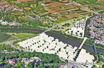 Verkehrsentlastung in Remseck - Stadt einigt sich auf Bau einer neuen Neckarbrücke - Stuttgarter Nachrichten