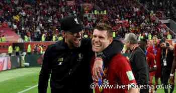 Milner reveals why he could have left Liverpool after Klopp discussion