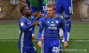 Bristol City 0-1 Cardiff City: Danny Ward strike hands Bluebirds deserved win