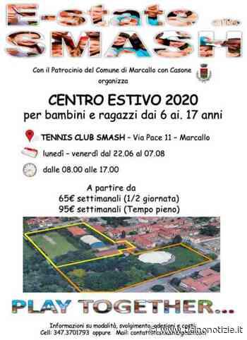 A Marcallo con Casone una E-state Smash | Ticino Notizie - Ticino Notizie