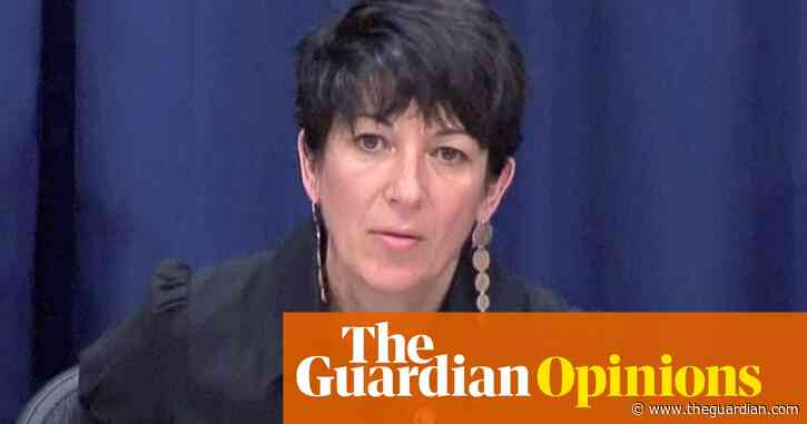 Ghislaine Maxwell wasn't a victim of Epstein, but she clearly feared his rejection   Barbara Ellen