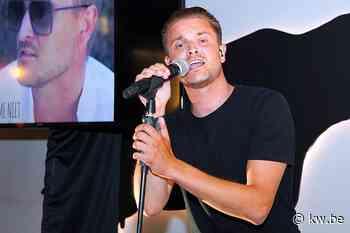 PJ zingt tweede single 'Spaar me niet' in Den Arc in Waregem - Krant van Westvlaanderen