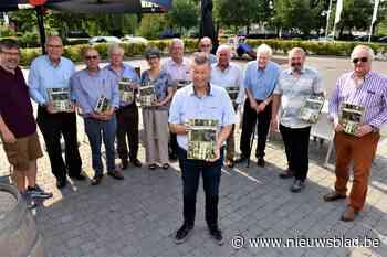 Statievrienden lanceren boek over spoorweggeschiedenis (Waregem) - Het Nieuwsblad
