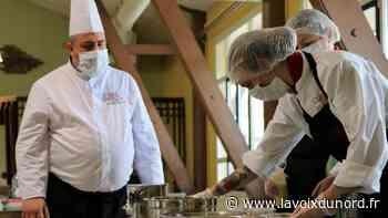 Jeumont: fin de service pour Cuisine mode d'emploi(s), dix commis bientôt diplômés - La Voix du Nord