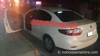 Asesinan a 2 hombres dentro de su auto en Loma Bonita, Neza - Noticias en la mira