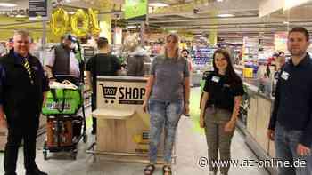 Mit Einkaufswagen digital in Zukunft - az-online.de