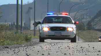 Suspect in custody after Valleyview police incident, but not before RCMP cruiser rammed - CFJC Today Kamloops