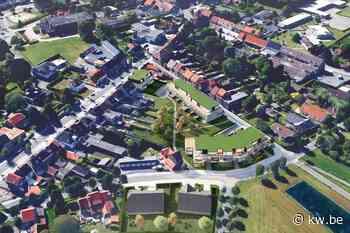 Industriegebouwen maken plaats voor appartementen in Jabbeke - Krant van Westvlaanderen