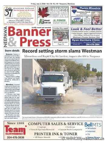 Friday, July 3, 2020 Neepawa Banner & Press - myWestman.ca