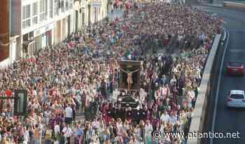 La Cofradía del Cristo suspende la procesión por la crisis sanitaria - Diario Atlántico