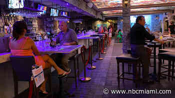 Another Round of Restaurant, Bar Shutdowns Following COVID Violations in Ft. Lauderdale