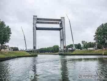 Werken Brielenbrug scheiden oost en west twee maanden van elkaar in Tisselt - Gazet van Antwerpen