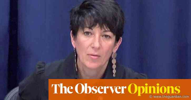 Ghislaine Maxwell is no victim. But did she fear Epstein's rejection?   Barbara Ellen