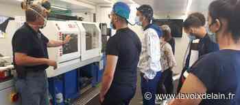 Oyonnax - Le secteur de la plasturgie recrute ! - La Voix de l'Ain