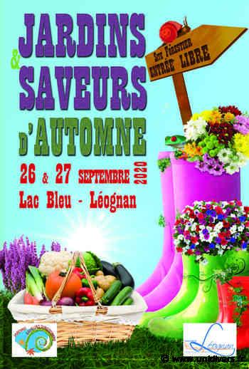 Jardins et Saveurs d'automne – LEOGNAN samedi 26 septembre 2020 - Unidivers