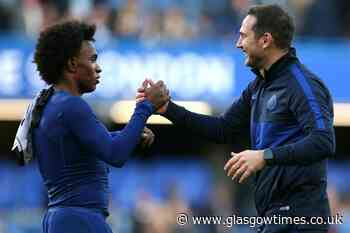 Frank Lampard still hoping Willian will sign a new Chelsea contract - Glasgow Times