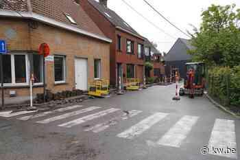 Vertraagd verkeer in de Oude Gentstraat in Meulebeke - Krant van Westvlaanderen