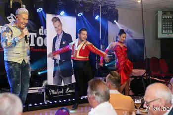IN BEELD : Michael Lanzo stelt nieuwe single voor in Meulebeke - Krant van Westvlaanderen