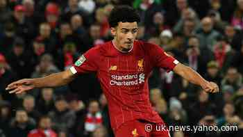Curtis Jones signs five-year Liverpool extension
