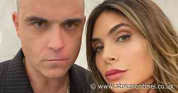 Robbie Williams reveals he and his wife Ayda were nearly beheaded by bandits - Stoke-on-Trent Live