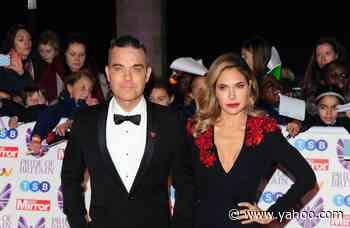 Robbie Williams and Ayda Field threatened with beheading in Haiti - Yahoo Entertainment