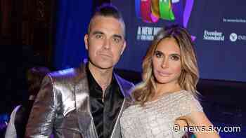 Robbie Williams and wife Ayda Field say they were threatened with being beheaded during Haiti 2010 charity trip - Sky News