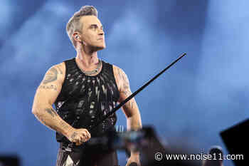 Robbie Williams Joins Liverpool Choir For Remote Version of 'Angels' - Noise11