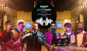 Amazon Prime Music, Sony Music collaborate on Telugu Pop with Hyderabad Gig - Goa Chronicle