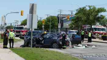 Man charged with impaired driving in multi-vehicle crash that sent 7 to hospital