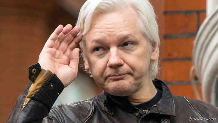Geburtstag Julian Assange: So geht es Wikileaks-Gründer Julian Assange in Corona-Zeiten - SWP