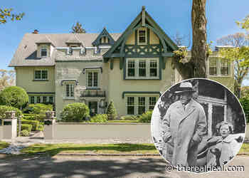 Former Hearst home in Huntington Bay hits market for $2.2M - The Real Deal