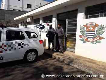 Elias Fausto (SP): Polícia Militar esclareceu roubo - Gazeta de Piracicaba