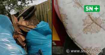 Illegales Abladen von Müll: Tierheim in Stadthagen bleibt auf Entsorgungskosten sitzen - Schaumburger Nachrichten