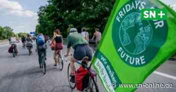 Fridays for Future organisiert Demo auf Fahrrad in Stadthagen - Schaumburger Nachrichten
