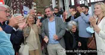 Municipales 2020 : la « remontada » d'Arnaud Salmon à Dinard - Le Télégramme