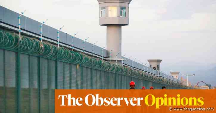 Why do Muslim states stay silent over China's abuse of the Uighurs? | Nick Cohen