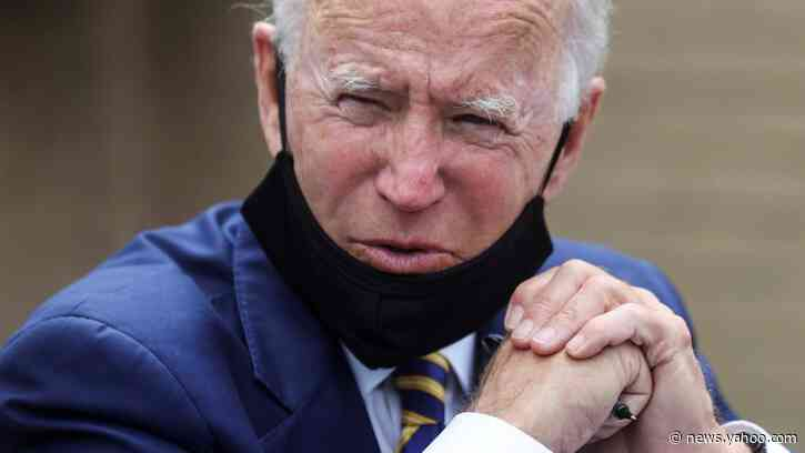 Dems: Biden Could Shoot Me on 5th Ave. And I'd Still Vote for Him.