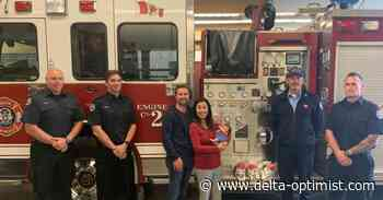 Delta fire helps couple give birth in Tsawwassen home - Delta-Optimist
