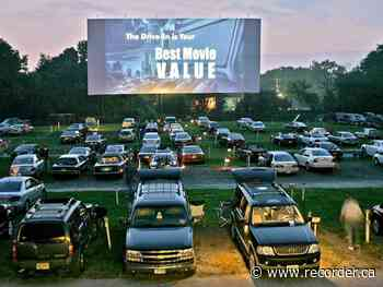 Drive-in rules and regulations - Brockville Recorder and Times