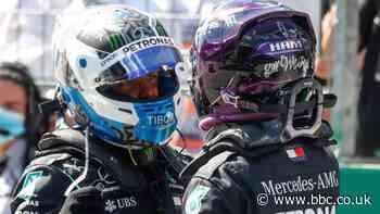 Valtteri Bottas beats Lewis Hamilton to Austrian Grand Prix pole