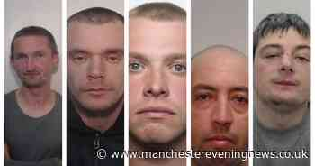 Named and shamed: Greater Manchester most prolific burglars and thieves