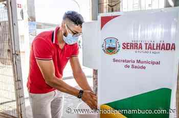 Serra Talhada instala mais vinte lavatórios públicos na cidade - Diário de Pernambuco