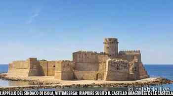 Le Castella, l'appello del sindaco di Isola Capo Rizzuto - Calabria Live