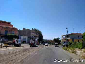 Isola di Capo Rizzuto, interventi di riqualificazione delle strade cittadine - CrotoneOK.it