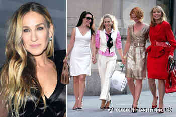 Sarah Jessica Parker developing dating show at Lifetime tentatively titled Swipe Swap - The Sun
