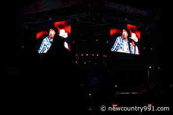PHOTOS: Garth Brooks Drive-In Concert Winner - k99.com